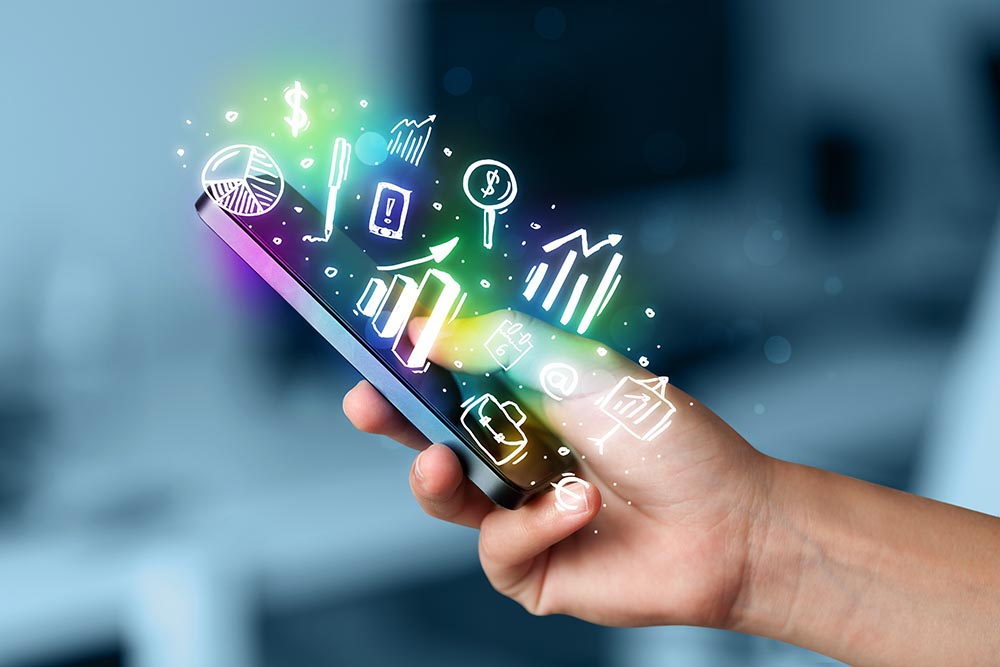 The Trends of the Communication Technology that Changes the World
